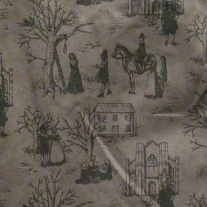 Black Scale Jeans - NWT BLACK SCALE Salem Witch Trial - The Jeans